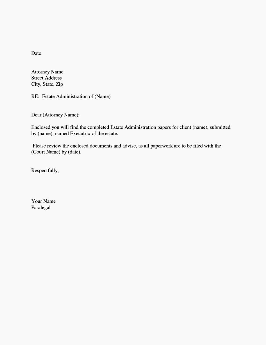 Cover Letter Example Resume Short