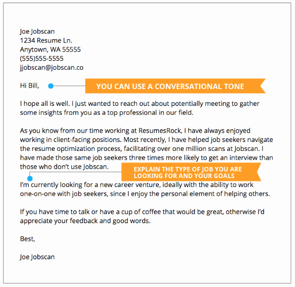Cover Letter Examples Jobscan