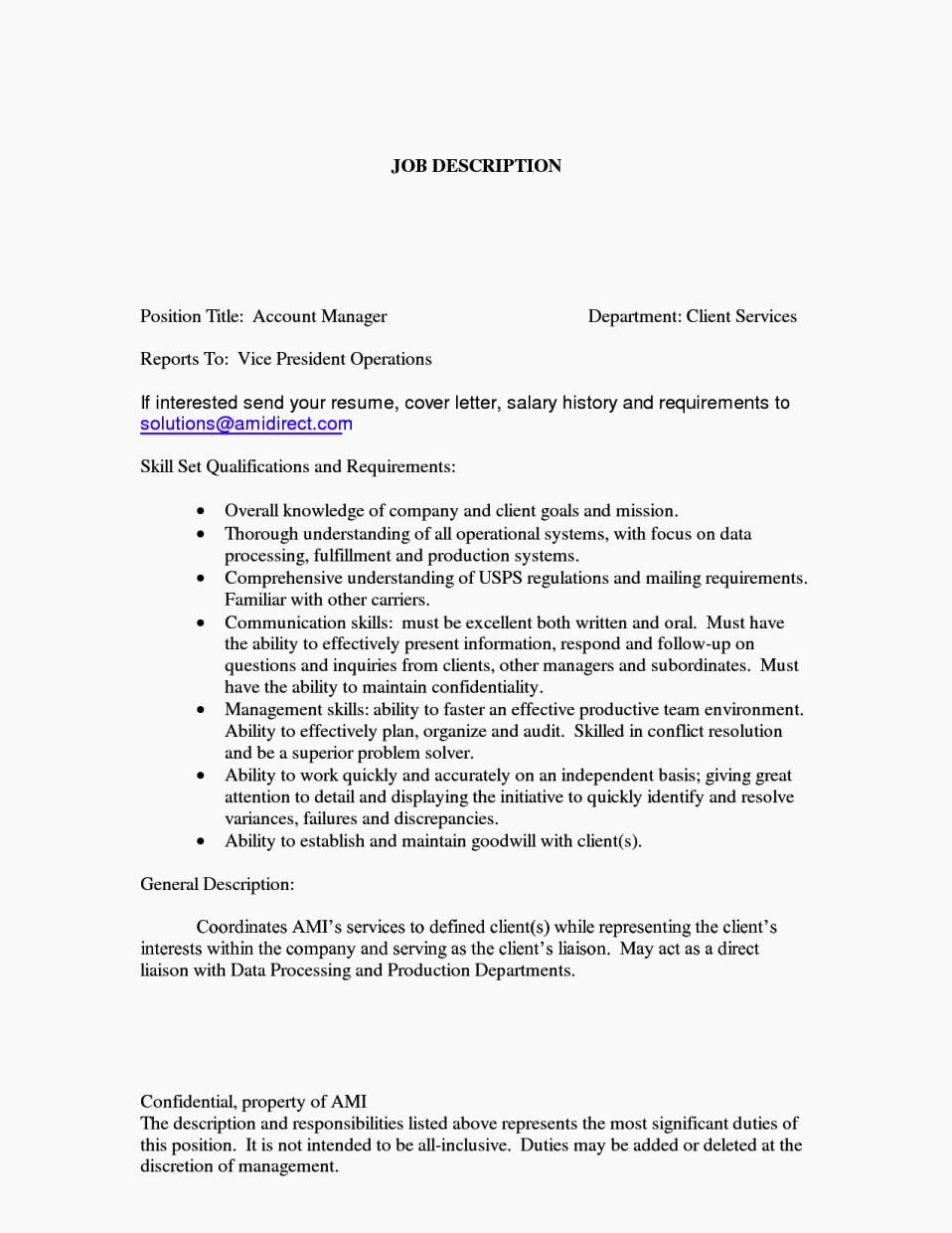 Cover Letter Examples with Salary Requirement