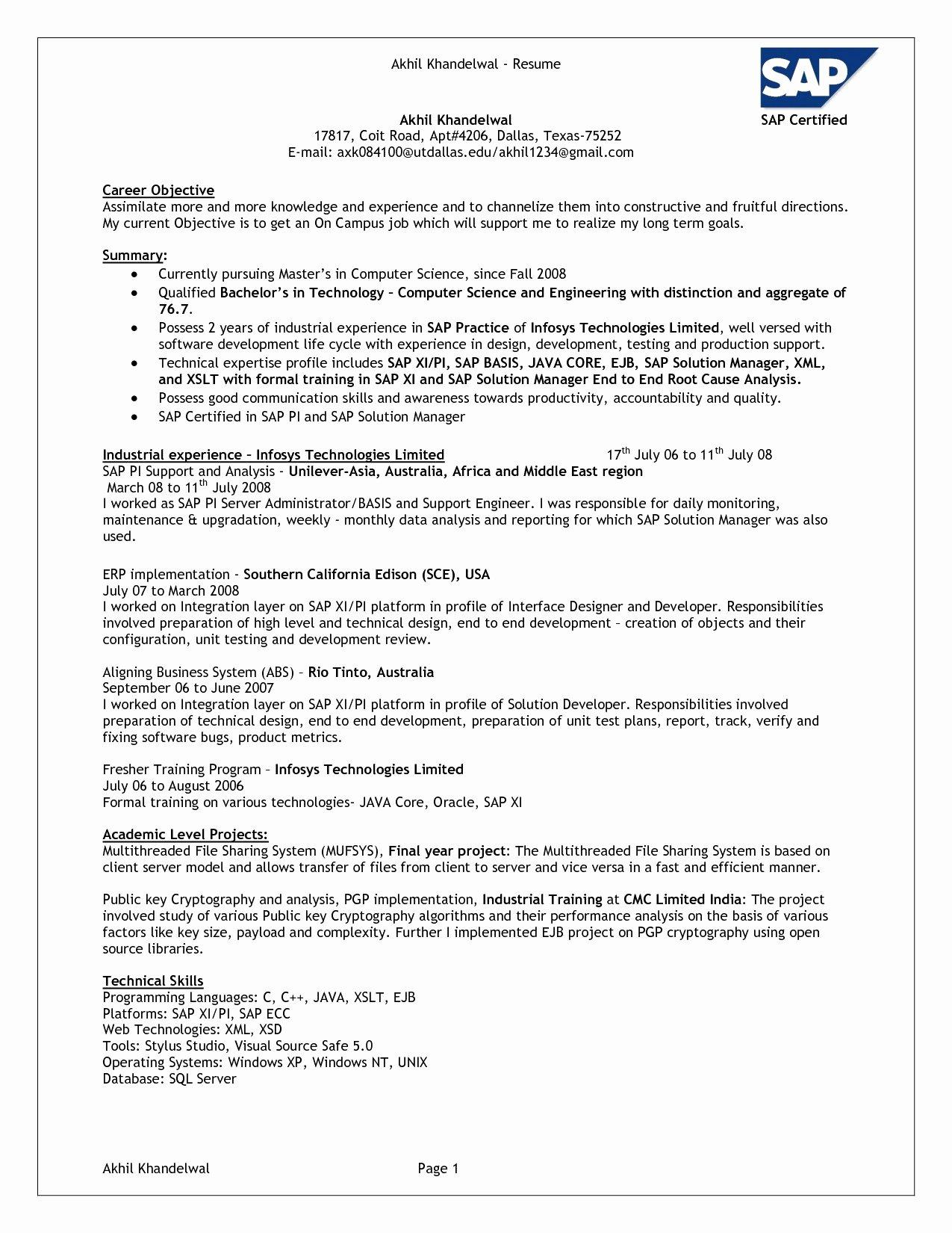 Cover Letter for User Interface Designer