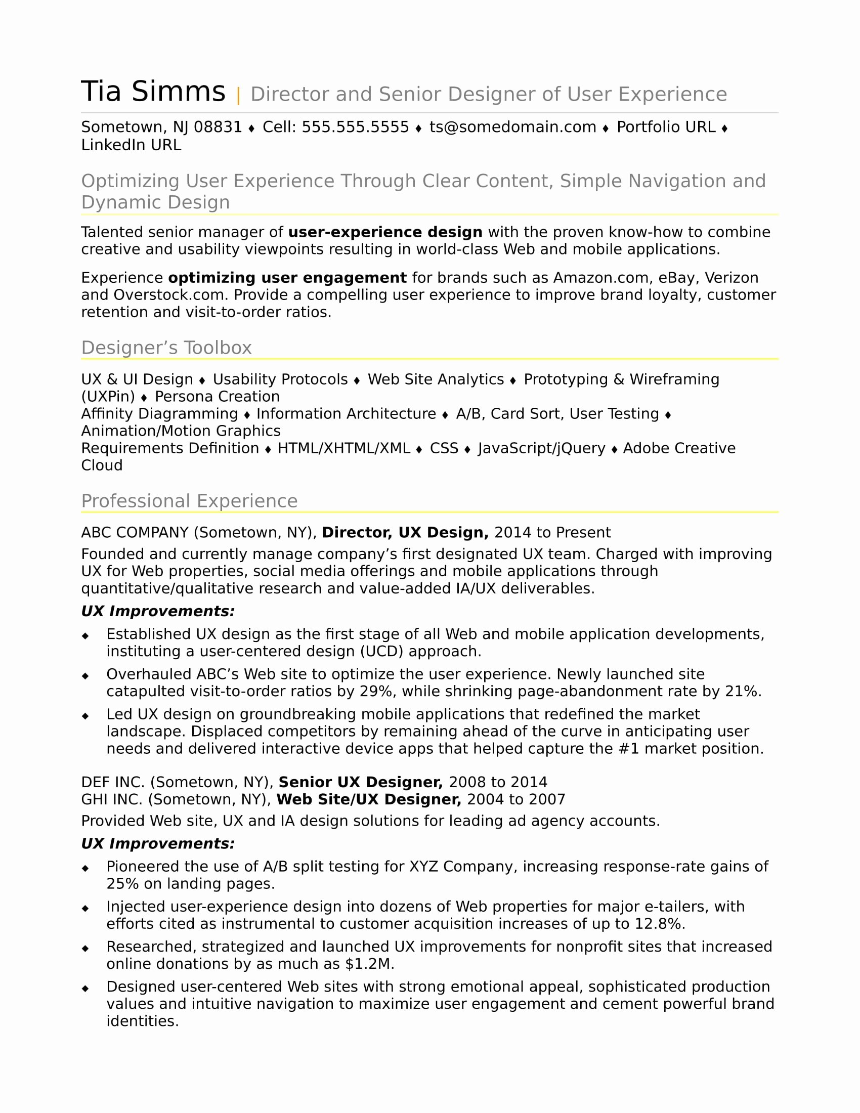 Cover Letter Sample for Ui Designer Save Sample Resume for