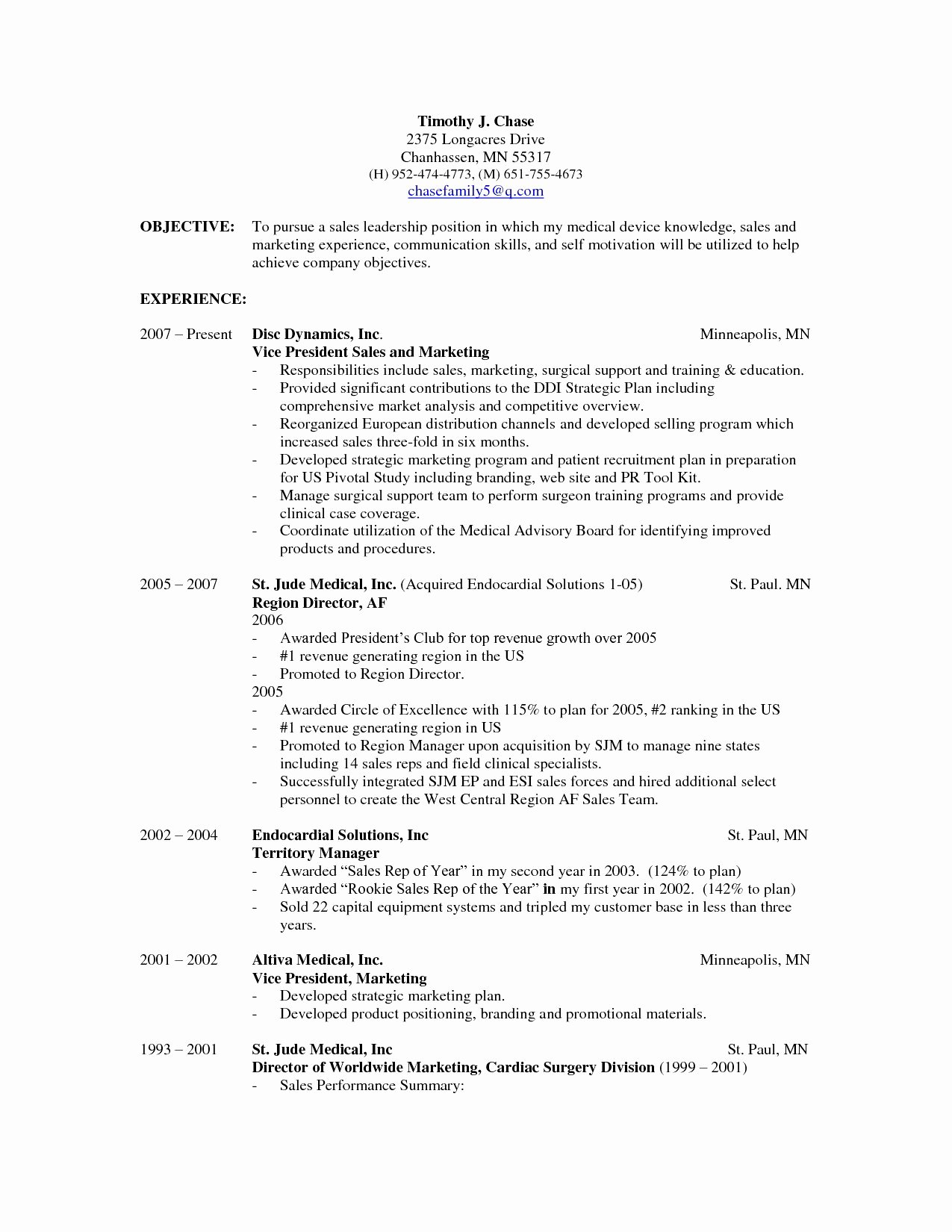 Cover Letter Template Career Change Template