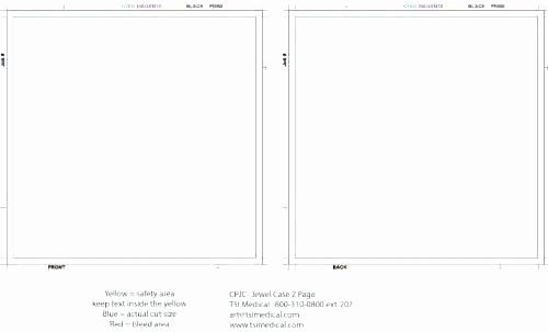 Cover Template Free Line Cd Jewel Case Insert for Mac