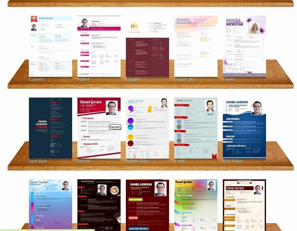 Create A Free Resume Line