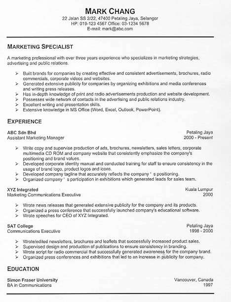 Create A Free Resume Line and Print Best Resume Gallery