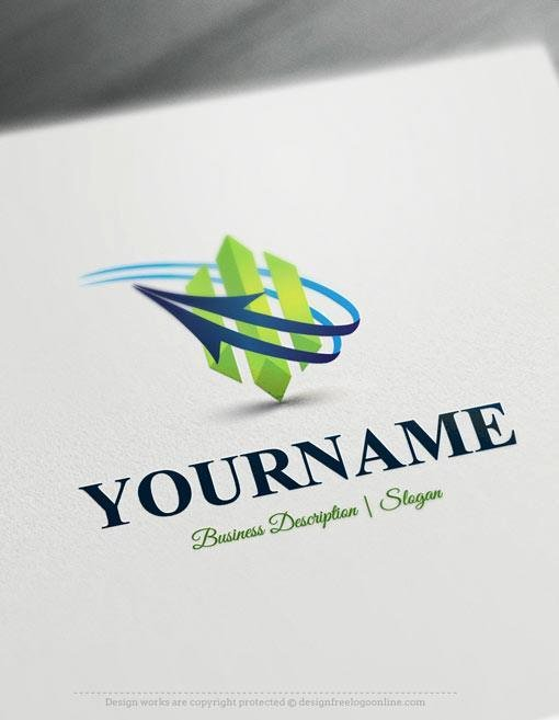 Create A Logo Line with Our Free Logo Maker