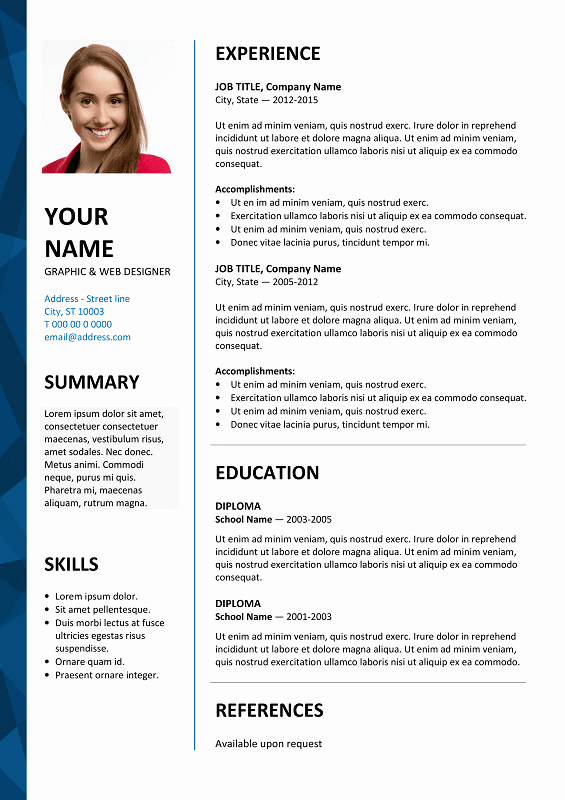Create attractive Resume Cv Linkedin Profile by atiqurrahman32