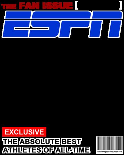 Create Espn Magazine Covers