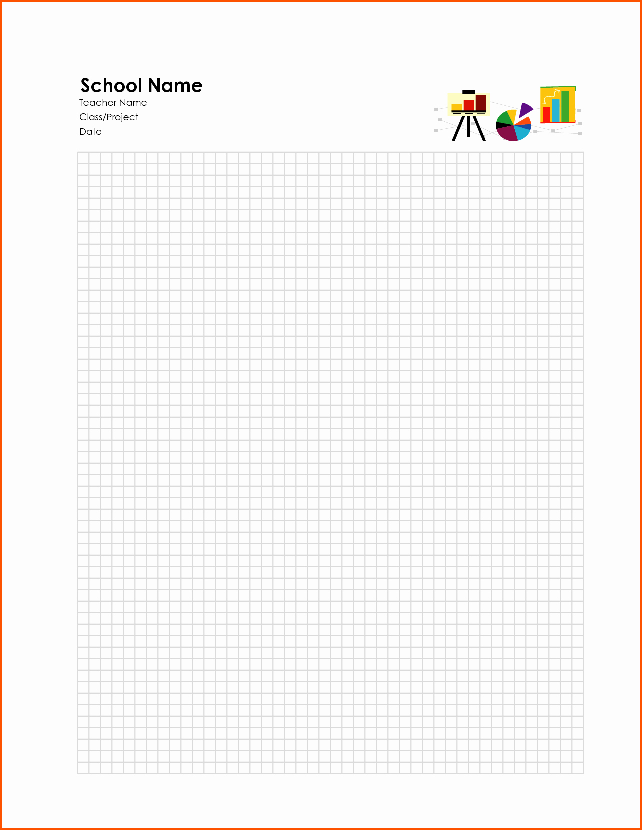 Create Graph Paper In Excel 2013 How to Create Grid