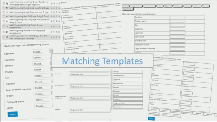 Create Learning Objectives In Your Moodle Quiz Templates