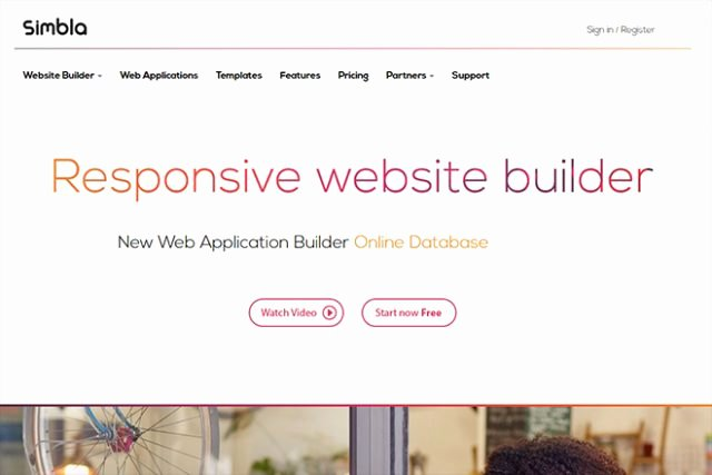 Create Responsive Data Driven Websites Using Simbla