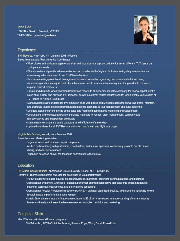 Create Resume Line Free