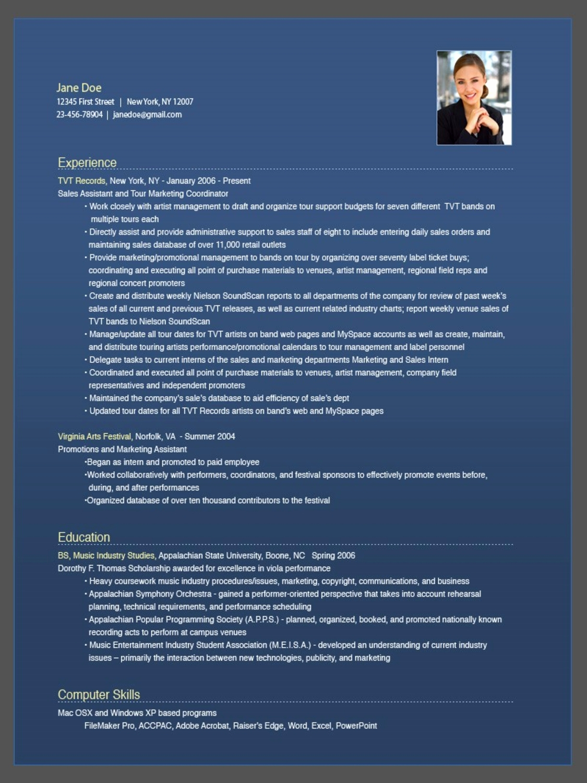 create resume online free