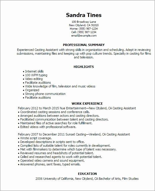 Create Resume Templates Best Resume Gallery