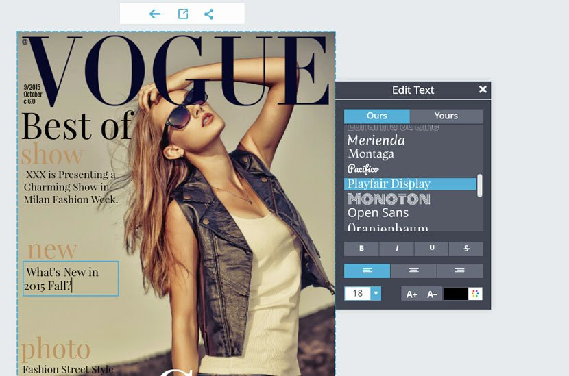 Create Your Own Magazine Cover In An Awesome Way