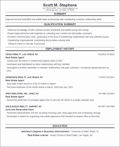 Create Your Own Resume Template