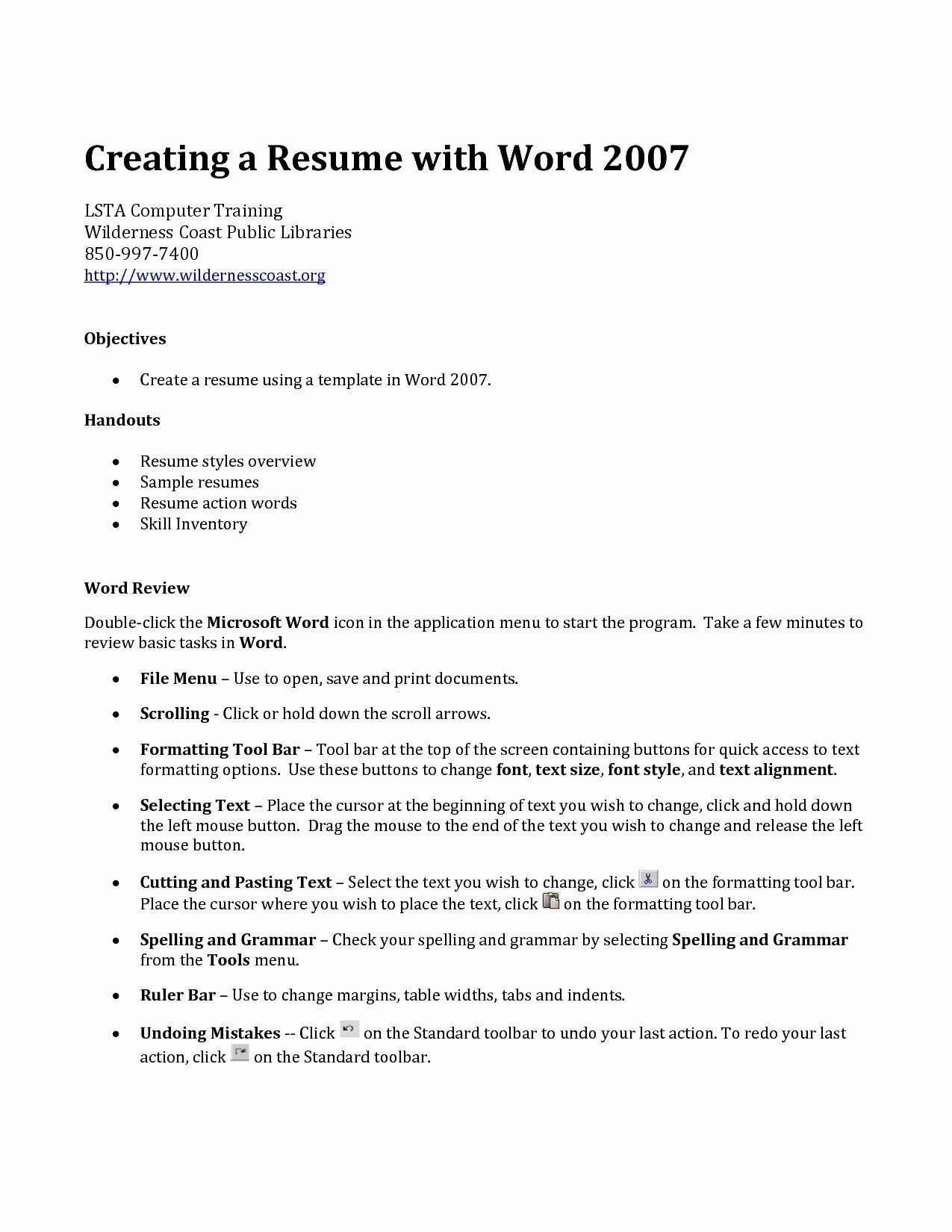 Create Your Own Resume Template Word