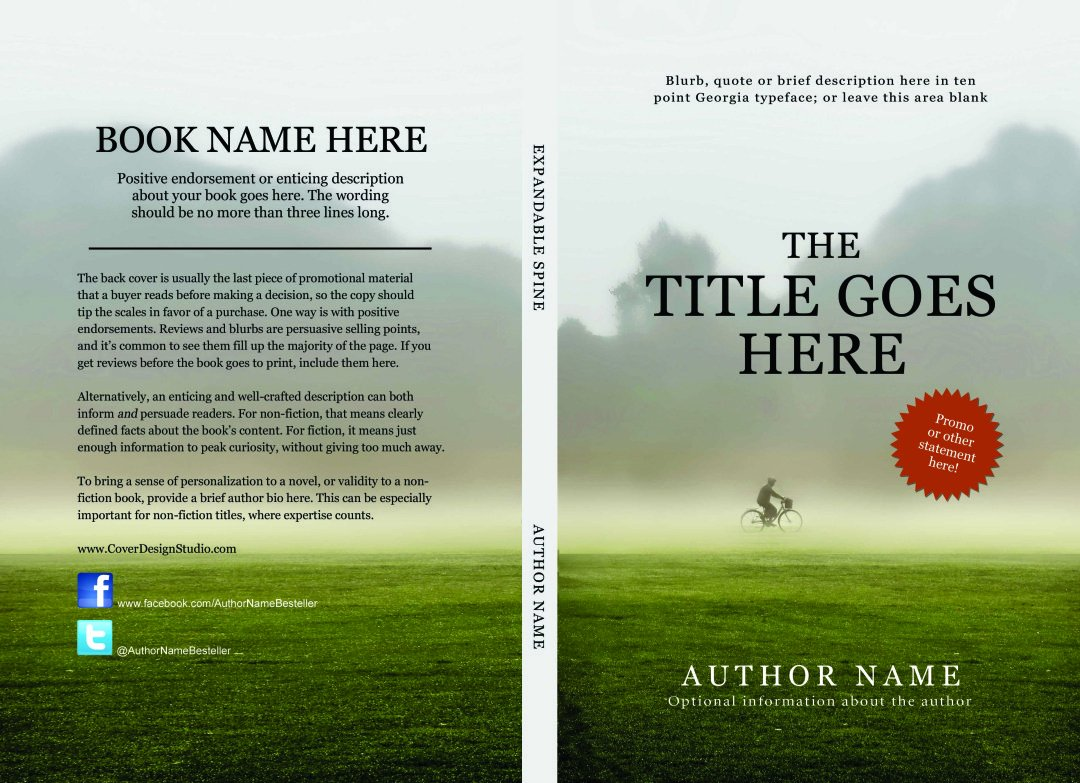 Createspace and Kindle Covers Made Easy Cover Design Studio