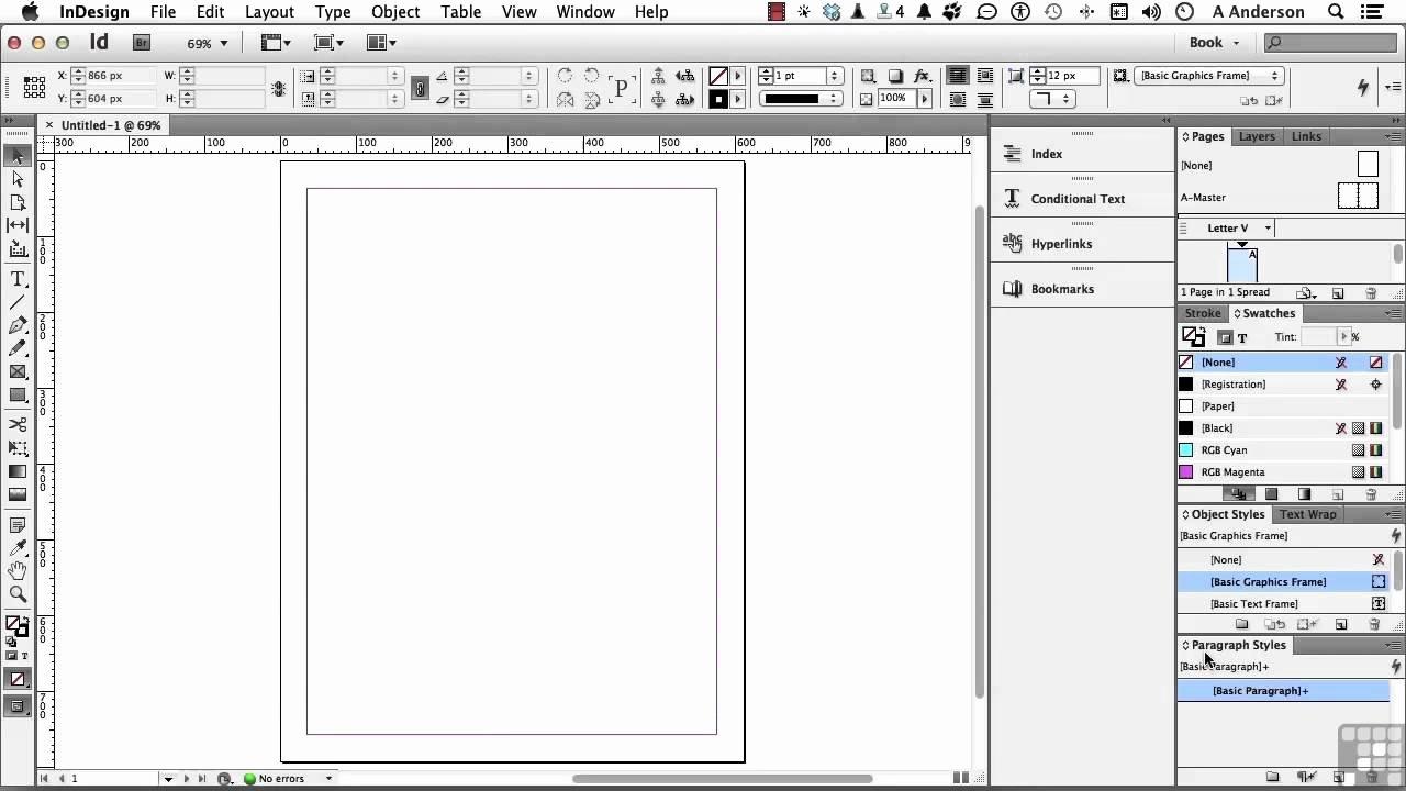Creating Ebooks Tutorial