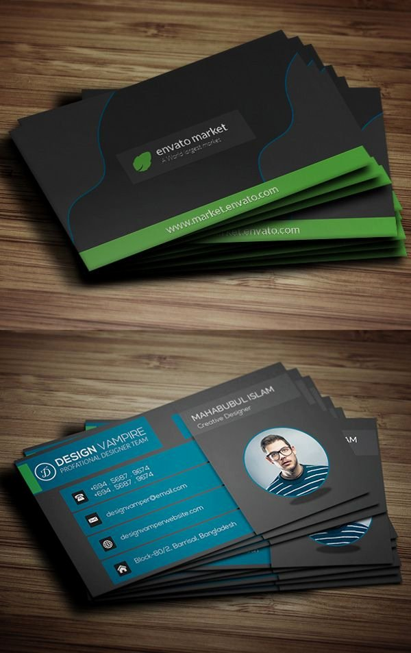 Creative Business Card Template Free Download