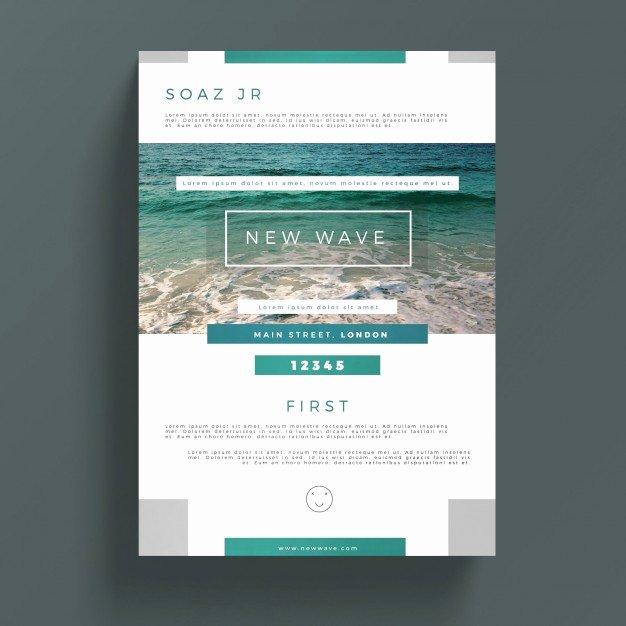 Creative Business Flyer Template Psd File