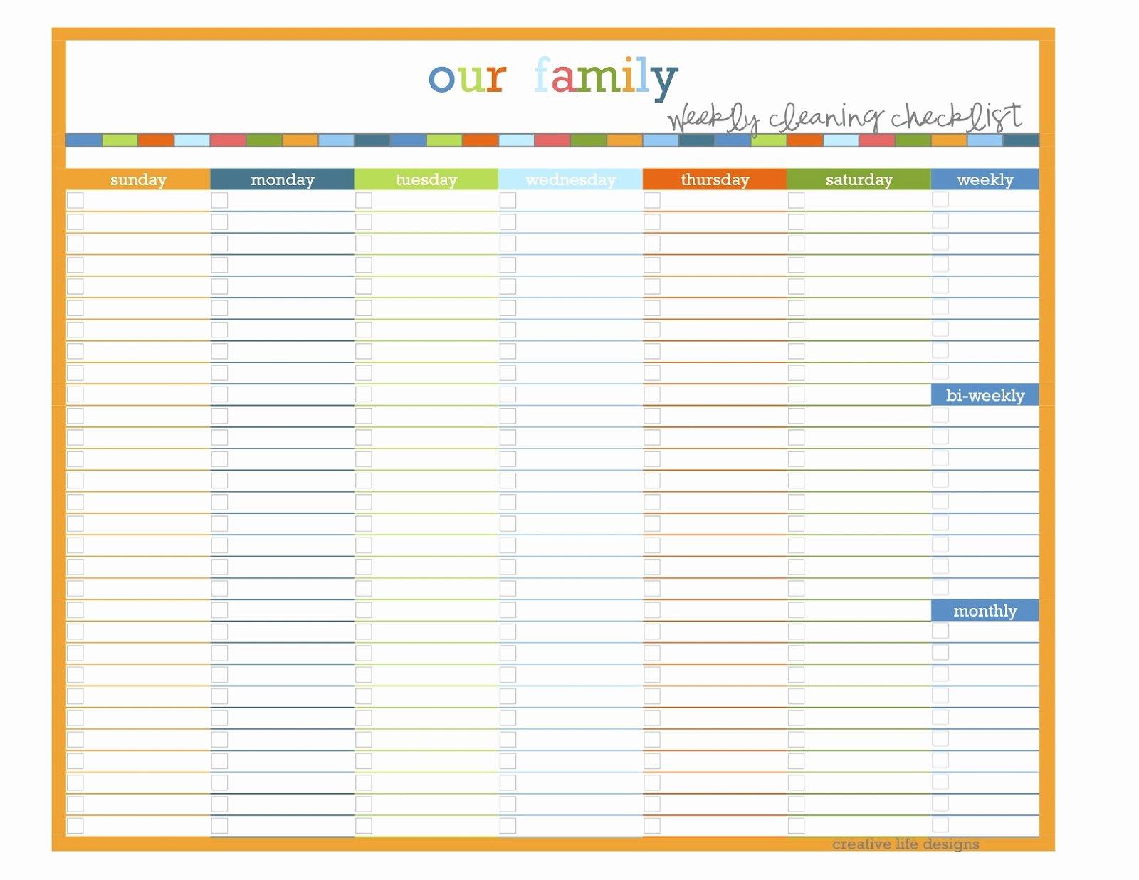 Creative Life Designs Home Management Binder Makeover