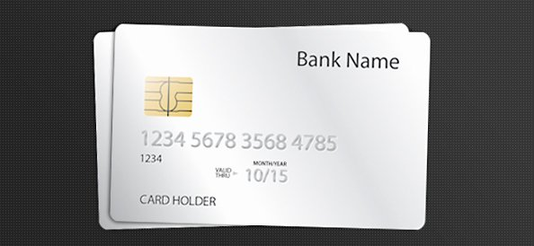 Credit Card Psd Template Free Psd Files