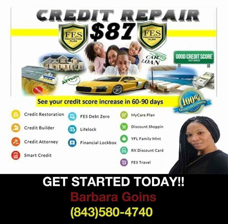 Credit Repair Marketing Flyers