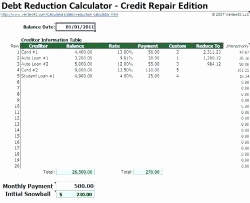 Credit Repair Sheet Template User Guide Manual that Easy