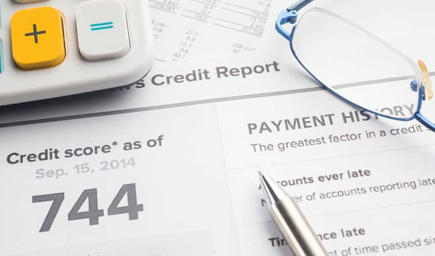 credit report errors