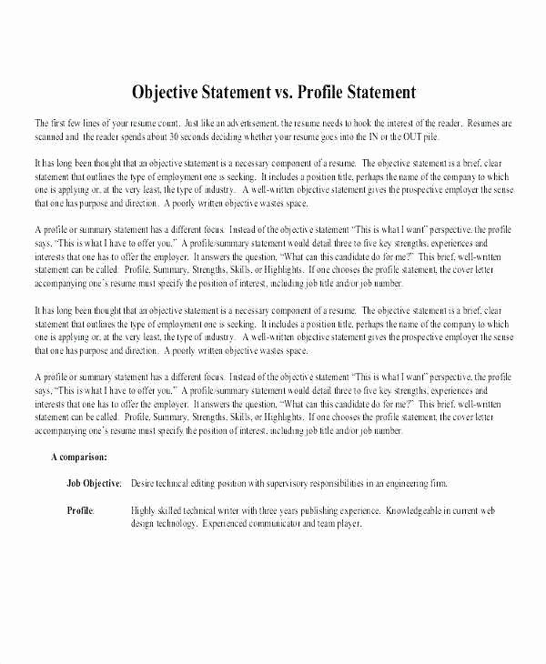 Criminal Justice Resume Objective Luxury Resume Objective