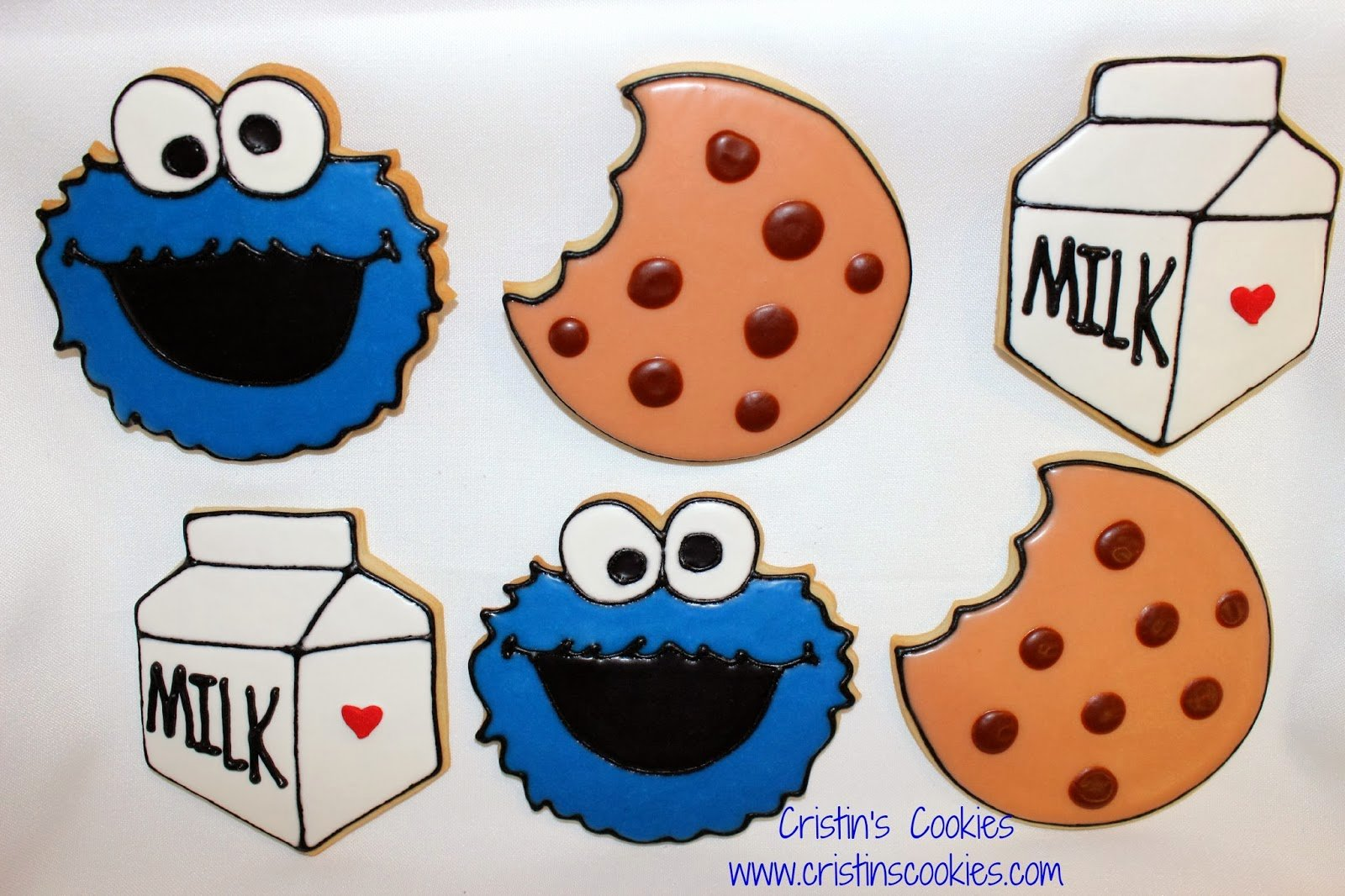 Cristin S Cookies C is for Cookie