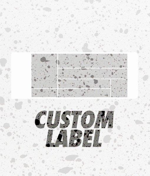 Custom Box Label