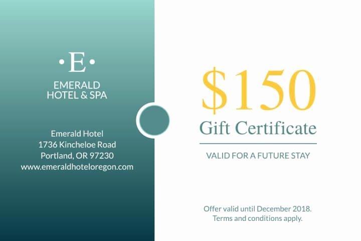 Custom Gift Certificate Printing Line