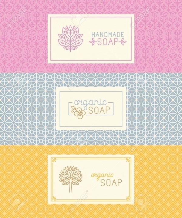 Custom soap Labels Bing Images