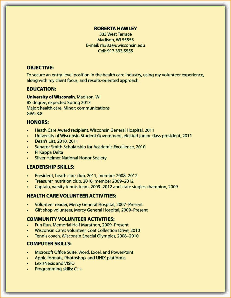 Customer Service Functional Resume Samples