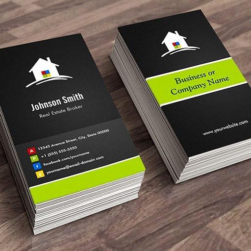 Customizable Real Estate Broker Premium Creative