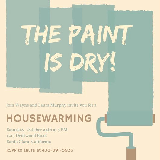 Customize 39 Housewarming Invitation Templates Online Canva