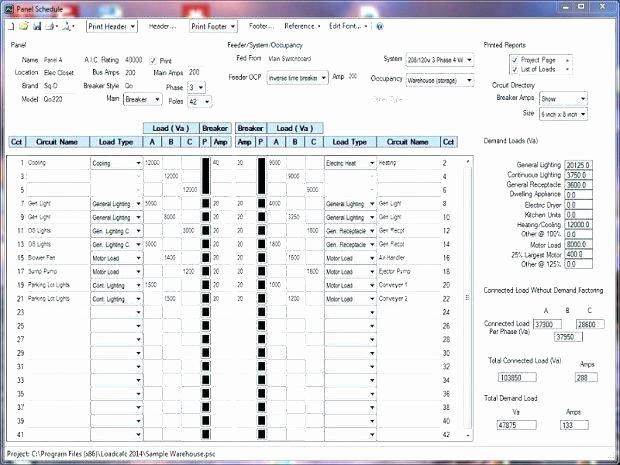 Cutler Hammer Panel Schedule Template Planing Main Lug 3