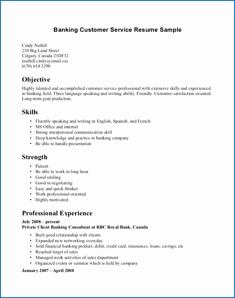 cv format for bank job sample banking resumes sample resume sample resume for sales job jkhhte new example template