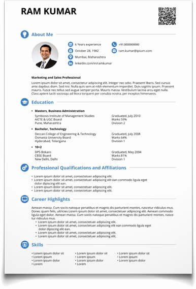 Cv Maker Create Resume now