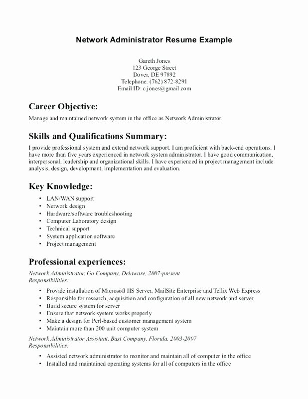 Cyber Security Resume Guard Sample Puter Objective
