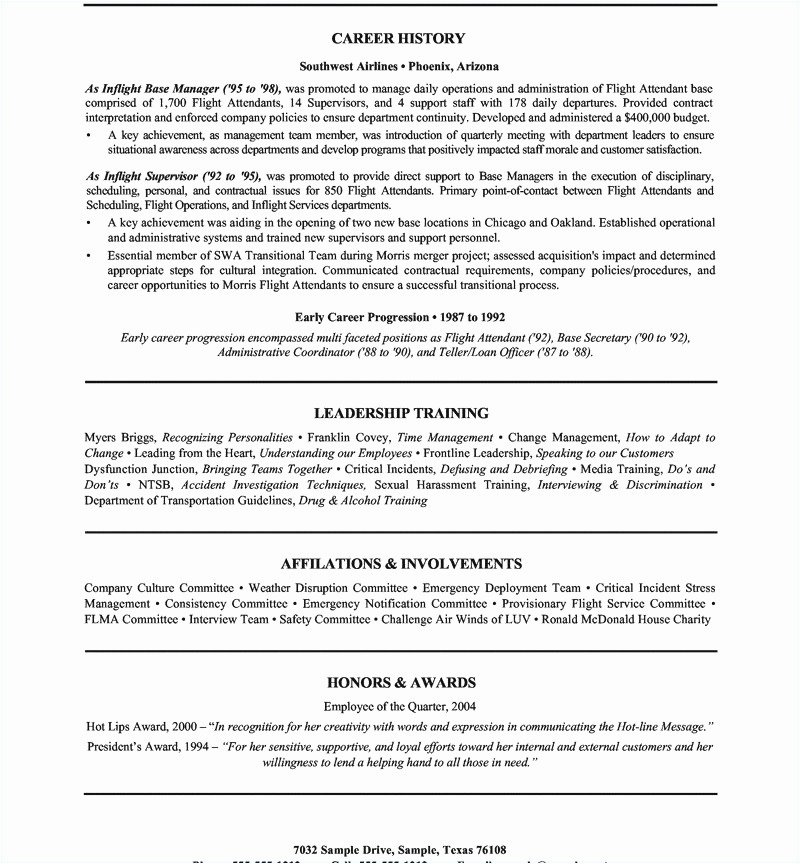 Cyber Security Resume New Template Information Security