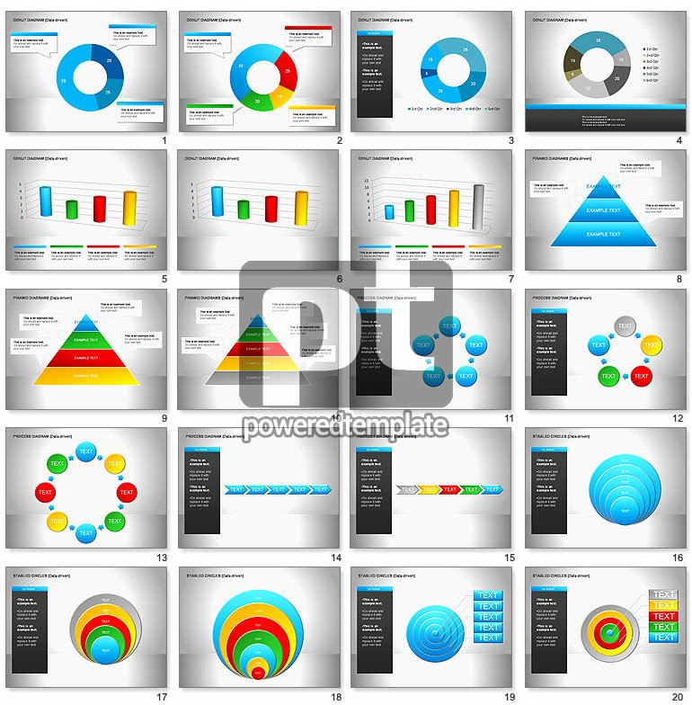 Data Driven Diagrams for Powerpoint Presentations