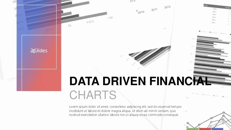 Data Driven Financial Templates
