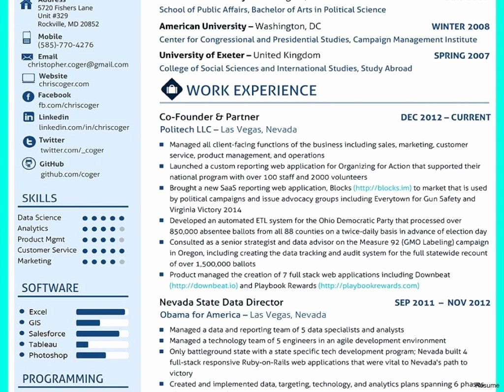 Data Scientist Resume Sample Entry Level Example Fresher