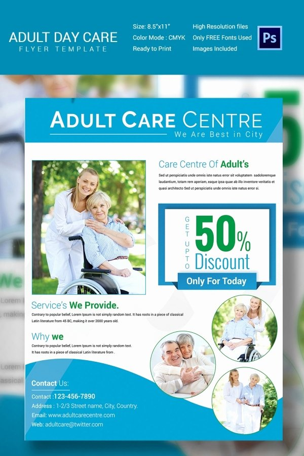 Daycare Flyer Template 30 Free Psd Ai Vector Eps