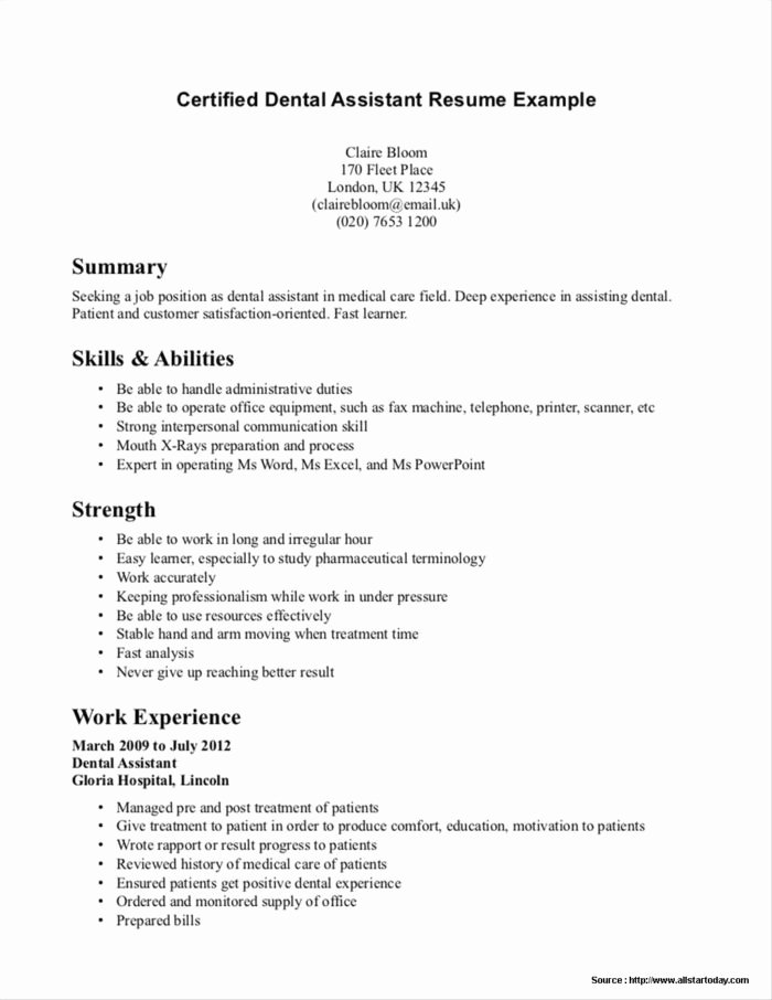 Dental Chart Note Templates Templates Resume Examples