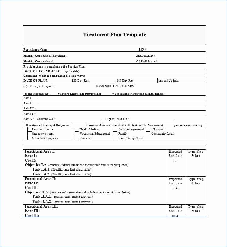 Dental Treatment Plan Presentation Template