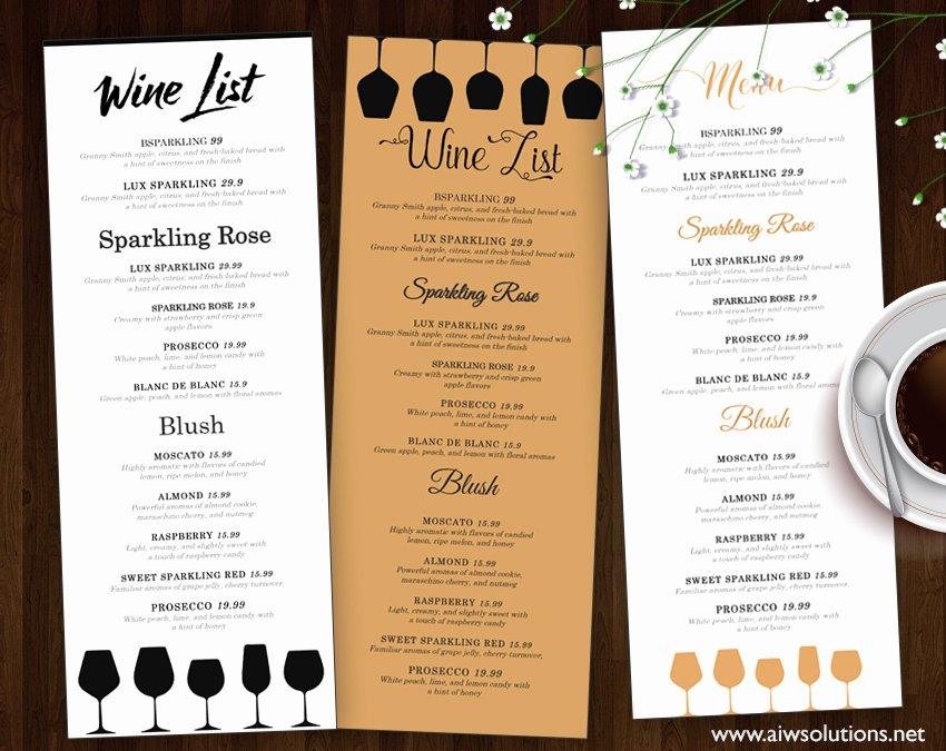 Design & Templates Menu Templates Wedding Menu Food
